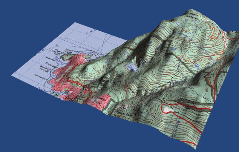 Cdedmap GEOB Advanced Issues In GI Science - Dem elevation data