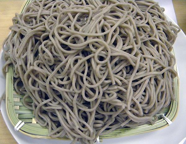 Cold Soba Buckwheat Noodles Albatz Blog