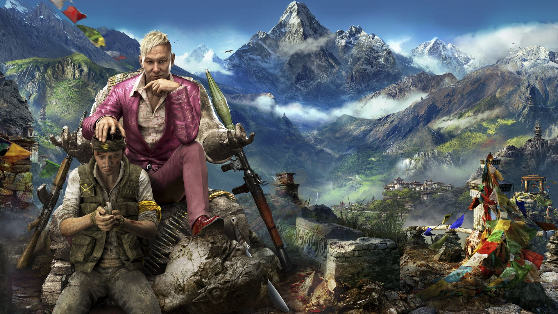 Far Cry 4 And A Cultural Journey To South Asia 1 The Angry
