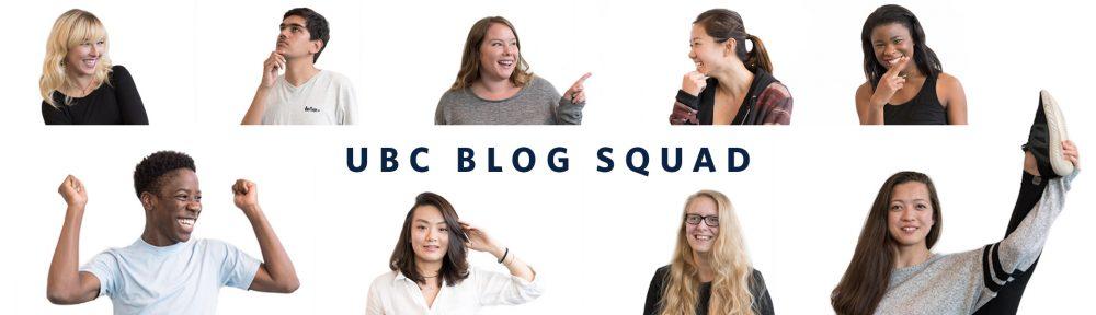 UBC Blog Squad