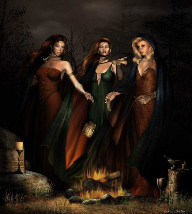 почему ведьмы ценили семя мужчин свою