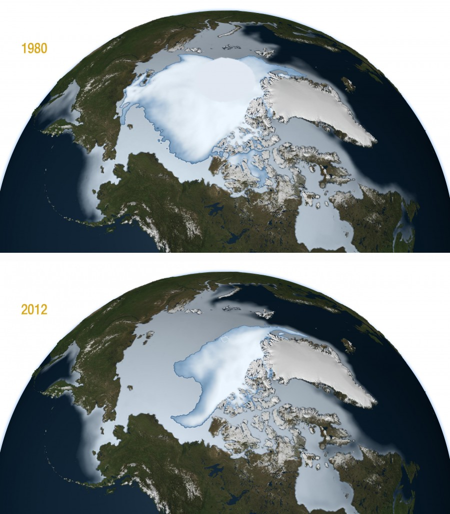an analysis of the arctic climate on the planet earth Earth-orbiting satellites and other technological advances have enabled scientists to see the big picture, collecting many different types of information about our planet and its climate on a global scale this body of data, collected over many years, reveals the signals of a changing climate.