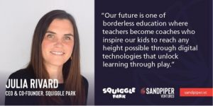 Julia Rivard – Co-Founder of Squiggle Park