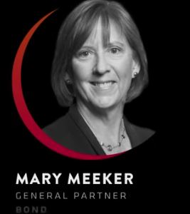 Mary Meeker's Internet Trends Report from Bond Capital