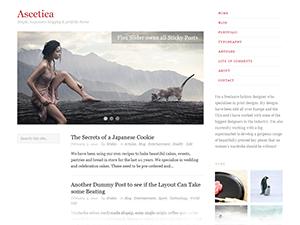 New Themes: Ascetica and Rumput Hijau