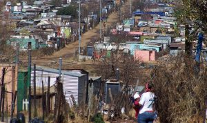 Soweto, details at https://www.nytimes.com/2019/09/29/world/africa/soweto-south-africa-inequality.html