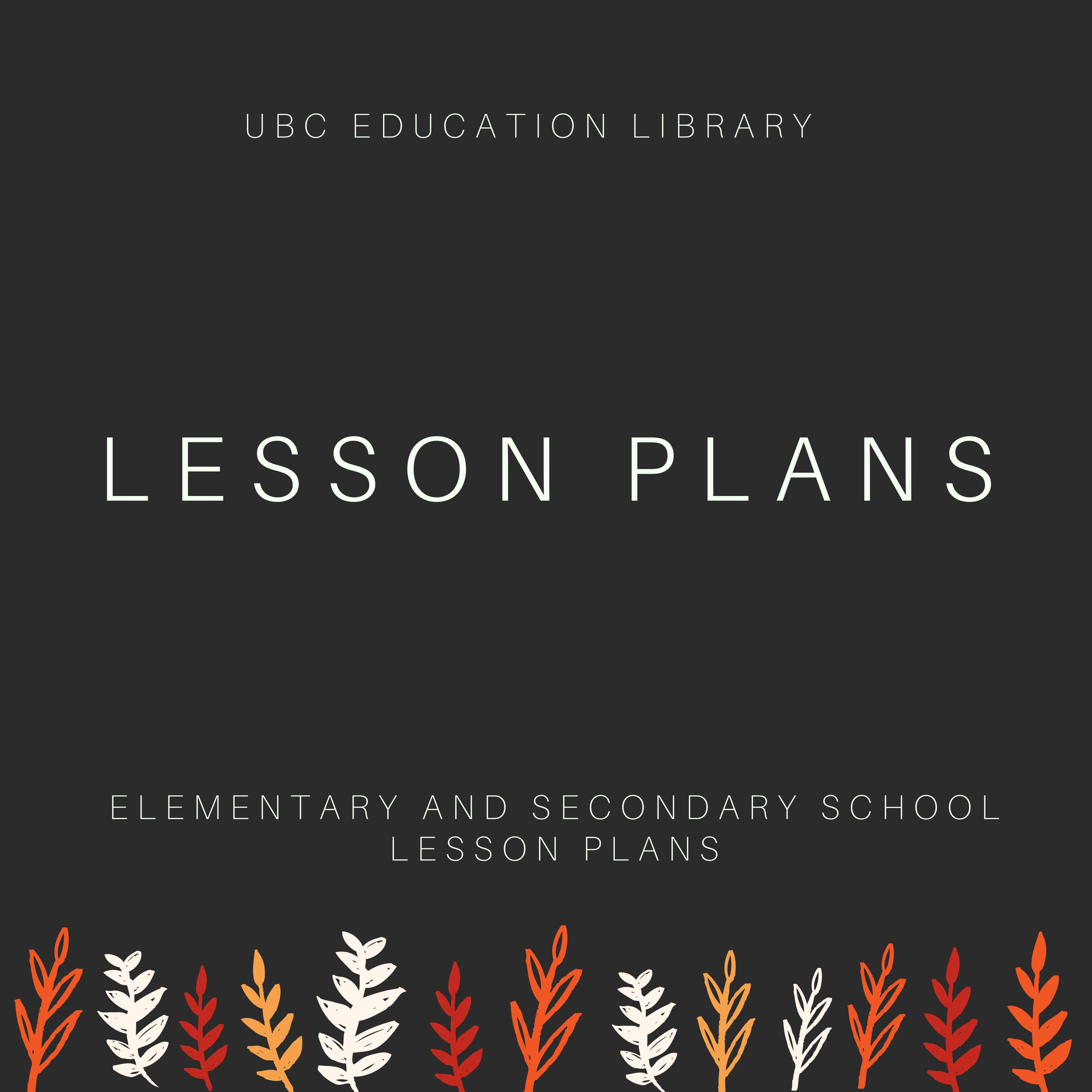 Designing Learning Resources To Support Planning Learning Experiences