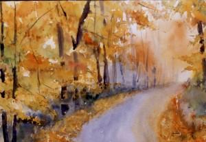 12,Watercolor,35cm by 50cm