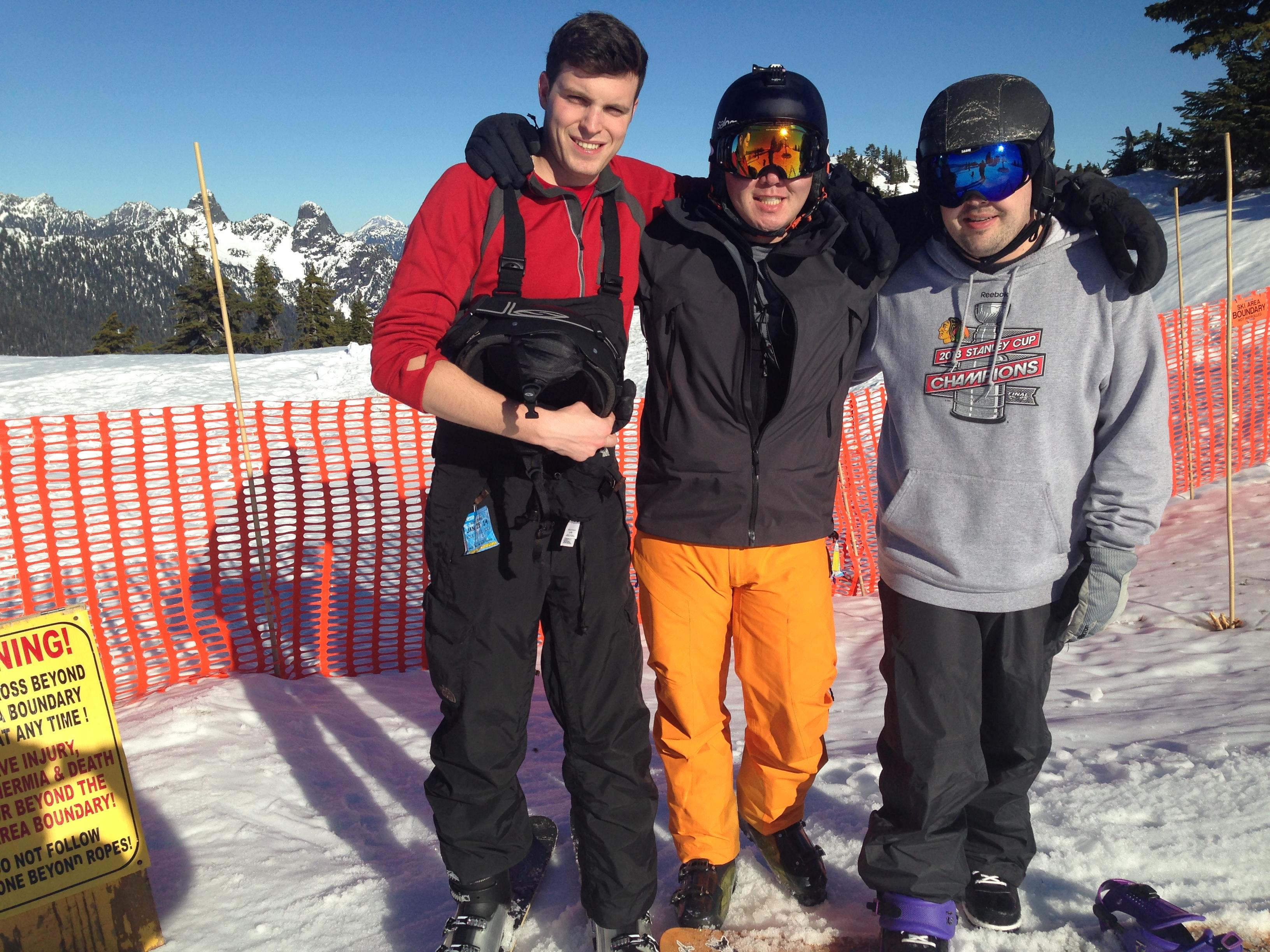 Weekend Skiing!